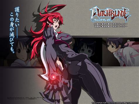 Witchblade Anime Wallpaper - witchblade wallaper picture