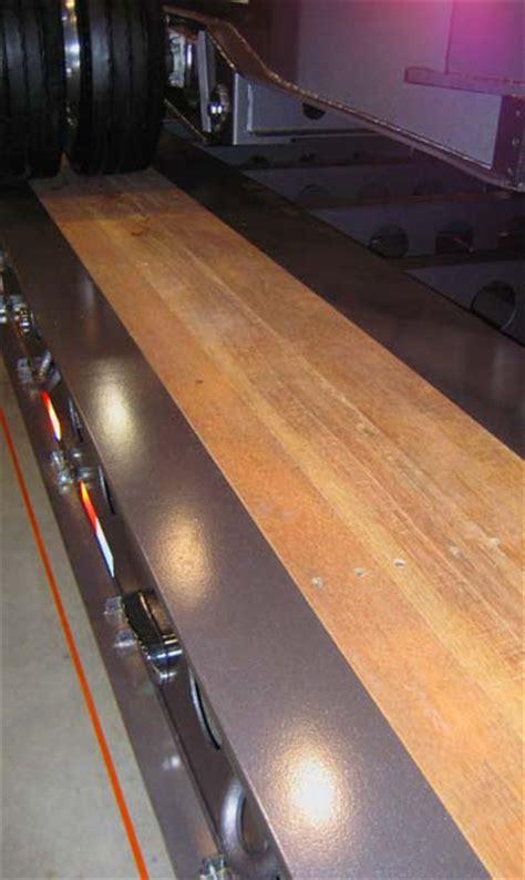 best type of flooring for rv trailer decking apitong shiplap truck decks keruing