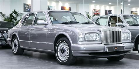 Rolls Royce Seraph 2001 rolls royce silver seraph photos informations