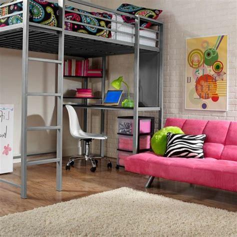 Coole Jugendzimmer Mit Hochbett by Jugendzimmer Mit Hochbett 90 Raumideen F 252 R Teenagers