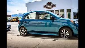 Nissan Micra 2016 : 2016 nissan micra pacific blue youtube ~ Melissatoandfro.com Idées de Décoration