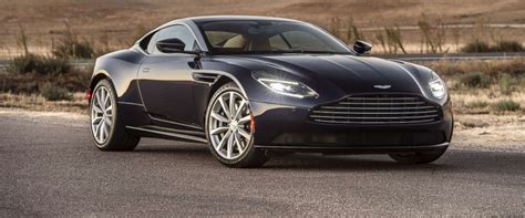 Bonding With Aston Martin's New Model