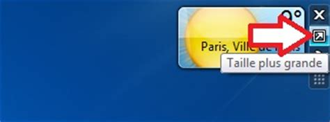meteo sur le bureau windows 7 comment installer la météo sur bureau windows 7
