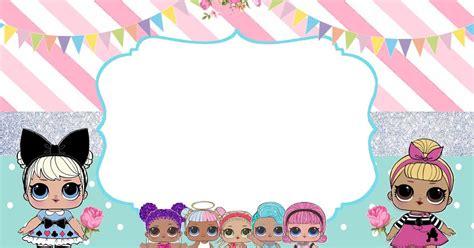 kit festa lol imprimir as lindas bonecas lol vieram nos conquistar s 227 o muito
