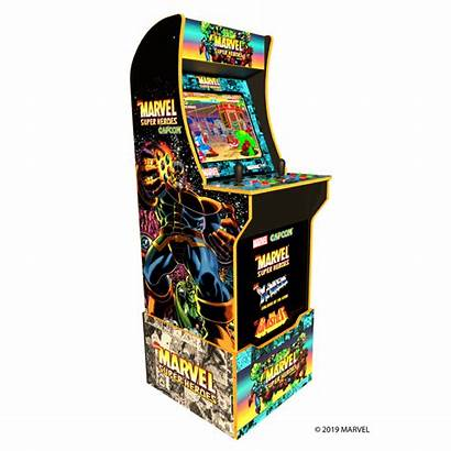 Arcade1up Marvel Limited Edition Defends Universe
