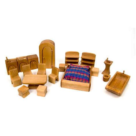 Dollhouse Furniture Set by Complete Dollhouse Furniture Set