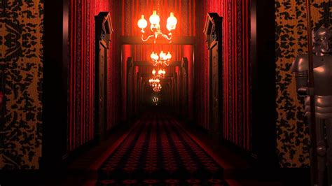 haunted mansion preview endless hall youtube