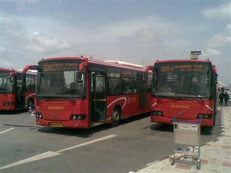 hr volvo bus service  bangalore kempagowda