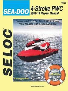 Gtx Moped Wiring Diagram : 2002 2011 sea doo gti gtx pro rxp rxt wake jet ski ~ A.2002-acura-tl-radio.info Haus und Dekorationen