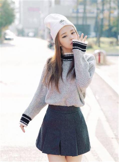 Beanie Korean fashion and Skirts on Pinterest
