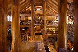 Modern Log Cabin Designs