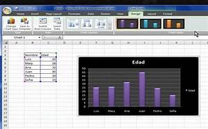 Graficas Con Excel 2007 Muy Sencillas Y Profesionales