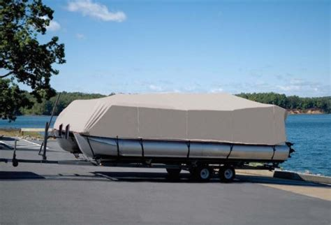 Carver Boat Covers by Pontoon Boat Covers Carver Covers