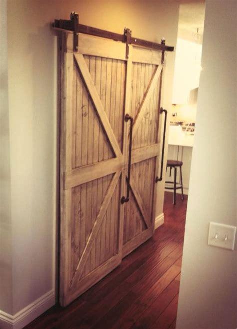 Best 25+ Bypass Barn Door Hardware Ideas On Pinterest