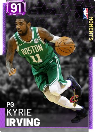 kyrie irving nba  custom card kmtcentral