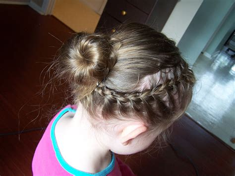 26 Stupendous Braided Hairstyles For Kids