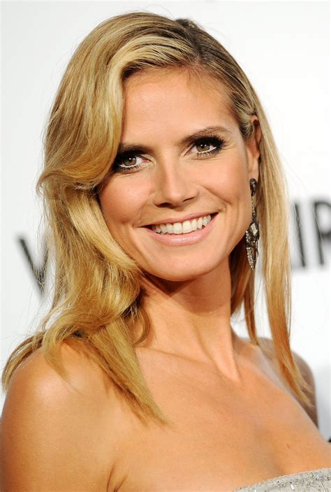 Heidi Klum Things You Didn Know Vogue