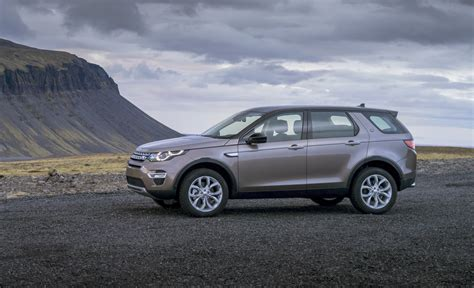 Super Land Rover Discovery Sport Wallpaper