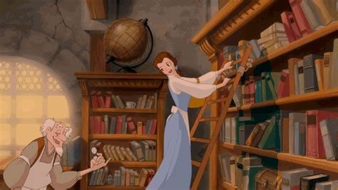 Read Beauty And The Beast Gif By Disney  Find & Share On Giphy