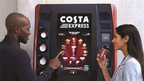 costa express installs   serve coffee bar whitbread