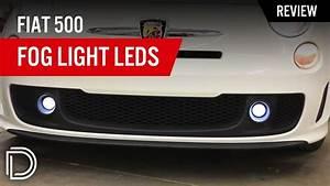 Fiat 500 Fog Light Leds