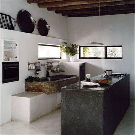 cuisine rustique et moderne cuisine rustique 23 idées inspirations photos