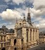 La Sainte-Chapelle (The Holy Chapel), Paris, France ...