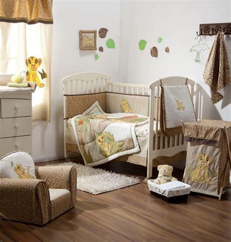 Babyzimmer Gestalten Disney by Babyzimmer Motto Geschlechtsneutral K 246 Nig Der L 246 Wen Simba