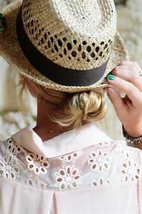 le plus beau chapeau de paille en 60 photos ruban noir With robe de cocktail combiné avec chapeau de paille blanc homme