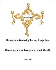 Funny Quotes About Teamwork Success