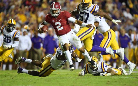 CBS analyst Gary Danielson believes LSU matches up with ...