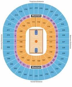 Thomas Mack Center Seating Chart Thomas Mack Center Tickets In Las Vegas Nevada Seating