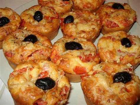 pate a muffin sale muffins sal 233 fa 231 on pizza les petites gourmandises de elodie