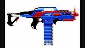 Nerf N-strike Elite Rapid Strike - New Gun