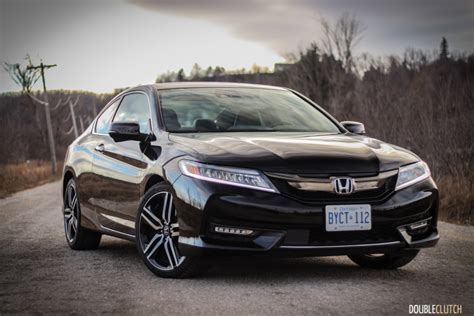 2016 Accord Coupe V6 by 2016 Honda Accord Coupe V6 Review Doubleclutch Ca