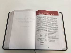 Nelson kjv study bible large print red letter edition for Big letter bible