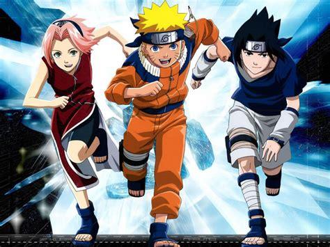 Anime Naruto Run Wallpapers Wallpaper Cave
