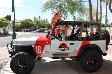 Park Wrangler by 1995 Jeep Wrangler Yj Jurassic Park Jeeps For Sale