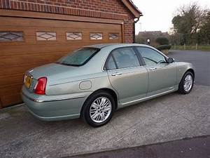 2001 Rover 75 Connoisseur Se Diesel One Lady Owner  Sold