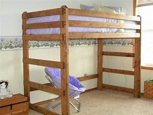 Pdf Plans Twin Loft Bunk Bed Plans Download Free Small