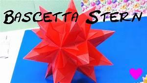 Sterne Aus Papier Falten : sterne basteln aus papier bascetta stern origami 3d weihnachtsstern fa crafts videos ~ Buech-reservation.com Haus und Dekorationen