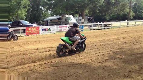 Slades Park Sport Bike Dirt Drag