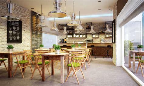 Inspiring Cafe & Coffee Shop Interior Design Ideas