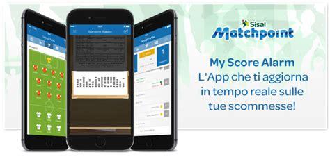 matchpoint sisal mobile mobile sisal