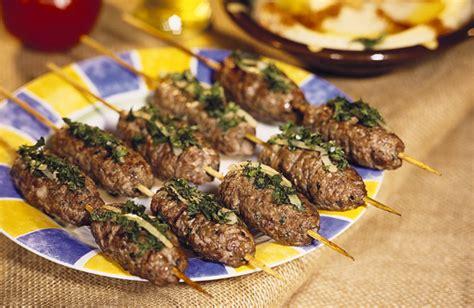 recettes cuisine libanaise recette du kafta michouiyé