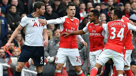 Watch online Arsenal vs Tottenham Hotspur live streaming ...