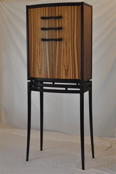 handmade asian cabinet  brian havens custom furniture