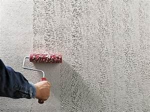 Strukturputz Innen Beispiele : farbige wandgestaltung beispiele mit sch n thema ~ Frokenaadalensverden.com Haus und Dekorationen