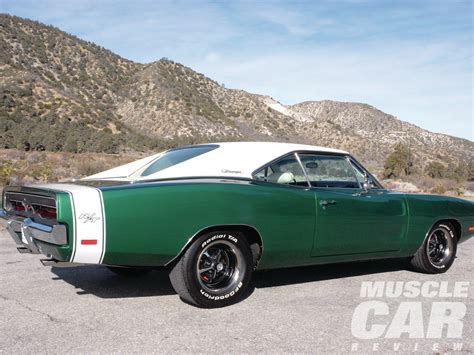 1969 Dodge Charger   The Chief?s Charger   Hot Rod Network