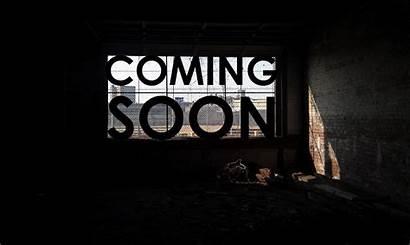 Soon Coming Advertising Marketing